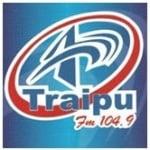 Logo da emissora Rádio Traipu 104.9 FM