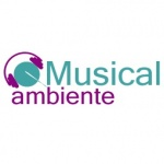 Logo da emissora Musical Ambiente