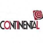Logo da emissora Rádio Continental 1490 AM