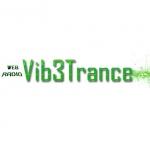 Logo da emissora Rádio Vibe Trance