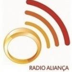 Logo da emissora Rádio Aliança Sertaneja