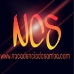 Logo da emissora Na Cadência do Samba