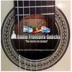 Logo da emissora R�dio Fronteira Ga�cha