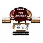 Logo da emissora Rádio Voz América