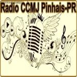 Logo da emissora R�dio CCMJ Pinhais