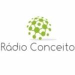 Logo da emissora Rádio Conceito