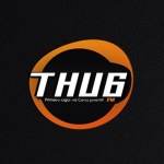 Logo da emissora Thug FM