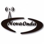 Logo da emissora R�dio Nova Onda FM