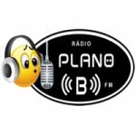 Logo da emissora Rádio Plano B FM