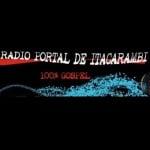 Logo da emissora R�dio Portal De Itacarambi