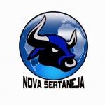 Logo da emissora Rádio Nova Sertaneja