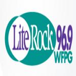 Logo da emissora WFPG 96.9 FM