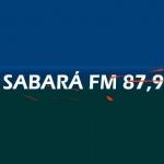 Logo da emissora Radio Sabar� 87.9 FM