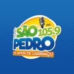 Logo da emissora R�dio S�o Pedro 105.9 FM