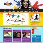 Logo da emissora Rádio Campeões de Jeová