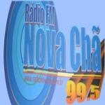 Logo da emissora Rádio Nova Chã  FM