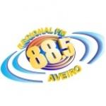 Logo da emissora Rádio Regional Aveiro 88.5 FM
