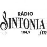 Logo da emissora Rádio Sintonia 104.9 FM