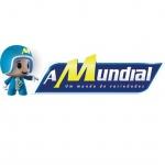 Logo da emissora Rádio Lojas a Mundial