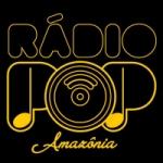Logo da emissora Rádio Pop Amazônia