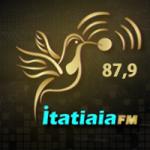 Logo da emissora Rádio Itatiaia 87.9 FM