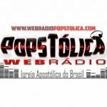 Logo da emissora Web Rádio Popstólica