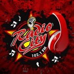 Logo da emissora Rádio City 102 FM