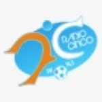 Logo da emissora R�dio Cinco 94.5 FM