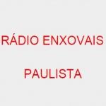 Logo da emissora Rádio Enxovais Paulista