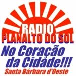 Logo da emissora Rádio Planalto do Sol