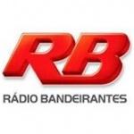 Logo da emissora Rádio Bandeirantes 1270 AM