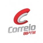 Logo da emissora Rádio Correio 88.5 FM