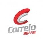 Logo da emissora R�dio Correio 88.5 FM