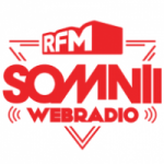 Logo da emissora Rádio Somnii Online RFM