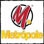 Logo da emissora R�dio Metr�pole