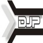 Logo da emissora DJP