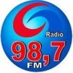 Logo da emissora Rádio Asas da Esperança 98.7 FM
