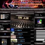 Logo da emissora Rádio Conexão 106.9 FM