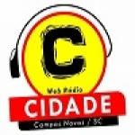 Logo da emissora Web Rádio Cidade Campos Novos
