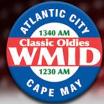 Logo da emissora WMID 1340 AM