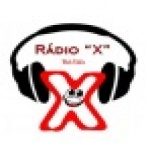 Logo da emissora WebRadio X