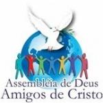 Logo da emissora Rádio Amigos de Cristo