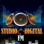 Logo da emissora Rádio Studio Digital FM