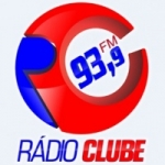 Logo da emissora R�dio Clube 93.9 FM