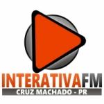 Logo da emissora R�dio Interativa 87.9 FM