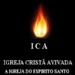 Logo da emissora Igreja Cristã Avivada