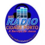 Logo da emissora Rádio Cidade Porto