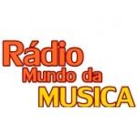 Logo da emissora Rádio Mundo da Música