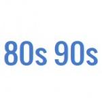 Logo da emissora 80s & 90s