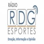 Logo da emissora Rádio RDG Esportes